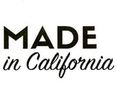 Made in California Title Treatment