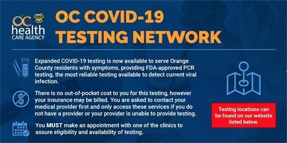 Testing Network