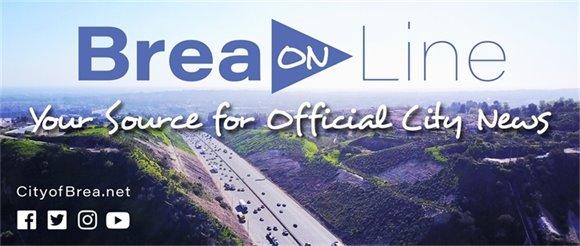 Brea Online Header