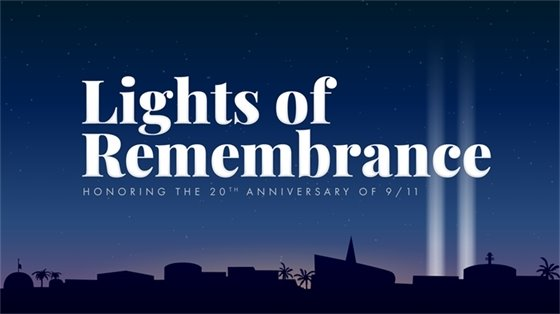 Lights of Remembrance Graphic