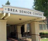 Brea Senior Center Exterior