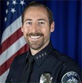 Adam Hawley, Chief of Police