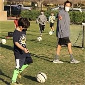 Soccer recreation classes
