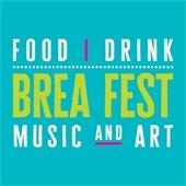 Brea Fest Logo