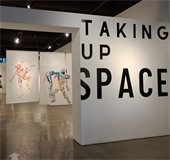 Taking Up Spaces Exhibit