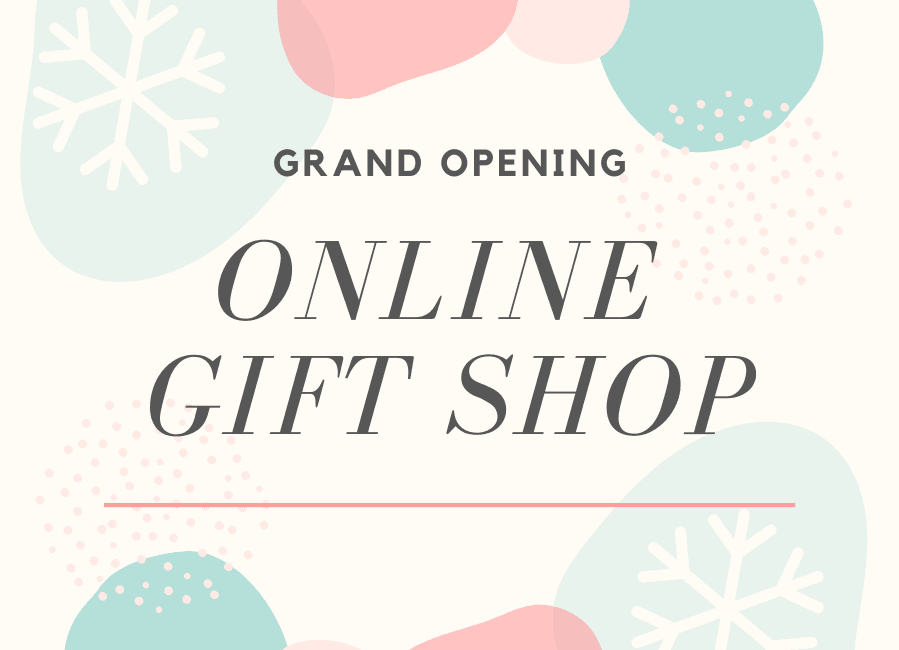 Copy of Online Shop Launch for spotlight