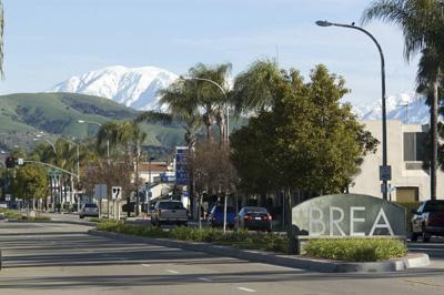Visitors Brea CA Official Website - Where is brea california on the california map