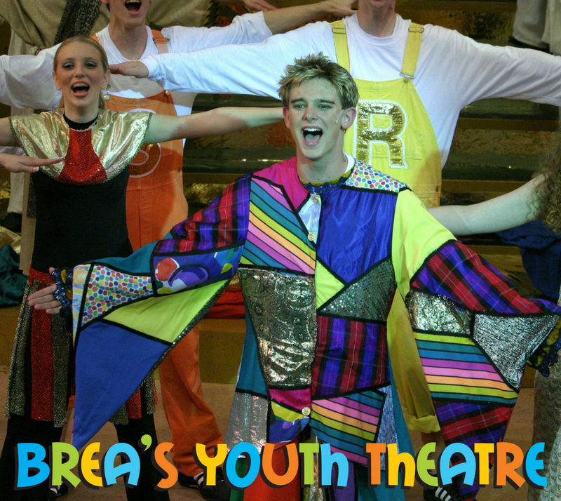 Brea&#39s Youth Theatre | Joseph & the Amazing Technicolor Dreamcoat