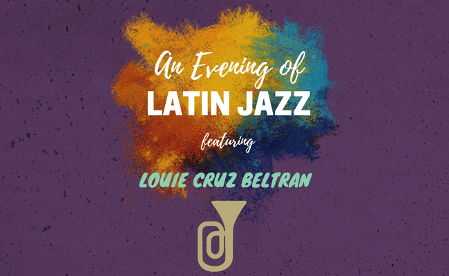 Latin Jazz  Louie Cruz Beltran Website Show
