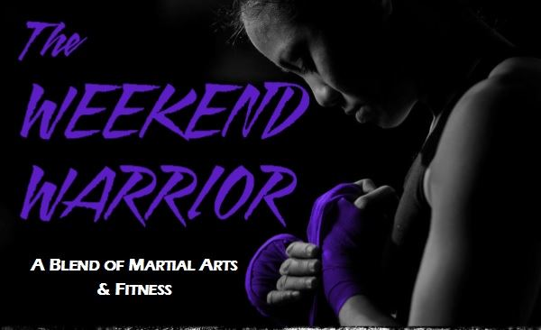 Weekend Warrior image for website purple