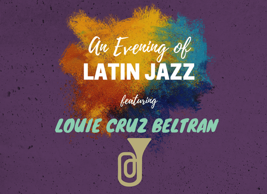Latin Jazz Louie Cruz Beltran