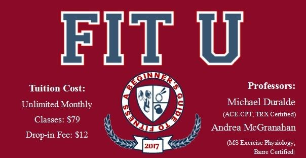 Fit U website image 2