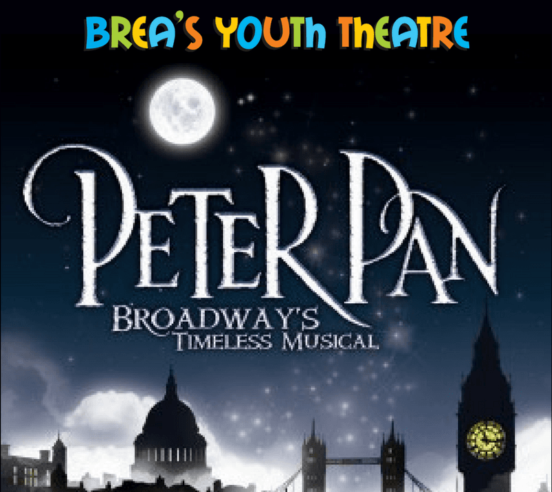 Brea&#39s Youth Theatre summer production of Peter Pan
