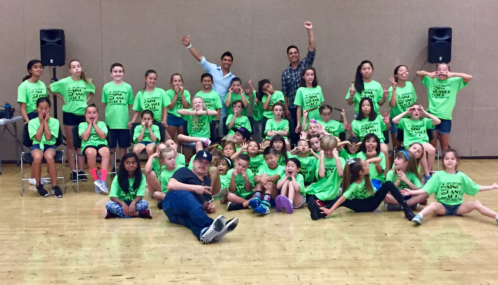 Sing, Dance, Act Camp 2017