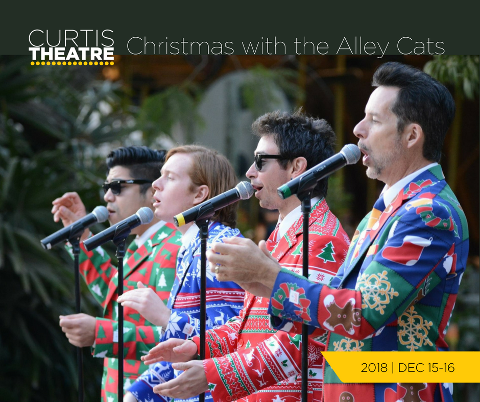 Christmas with the Alley Cats | Dec 15-16, 2018