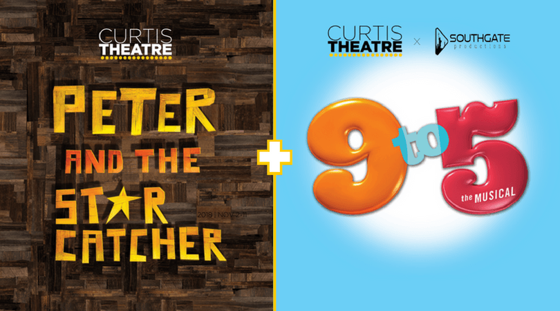 Peter and the Starcatcher + 9 to 5 the Musical