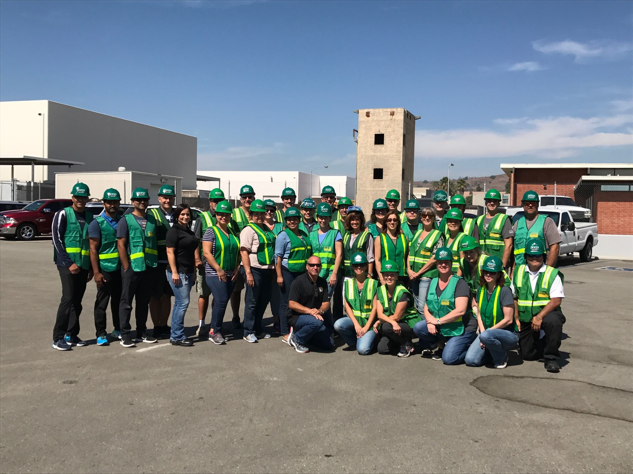 CERT final day photo