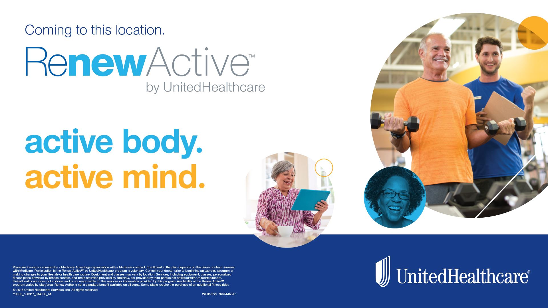 Renew Active AEP Digital Slide_UHC_horizontal