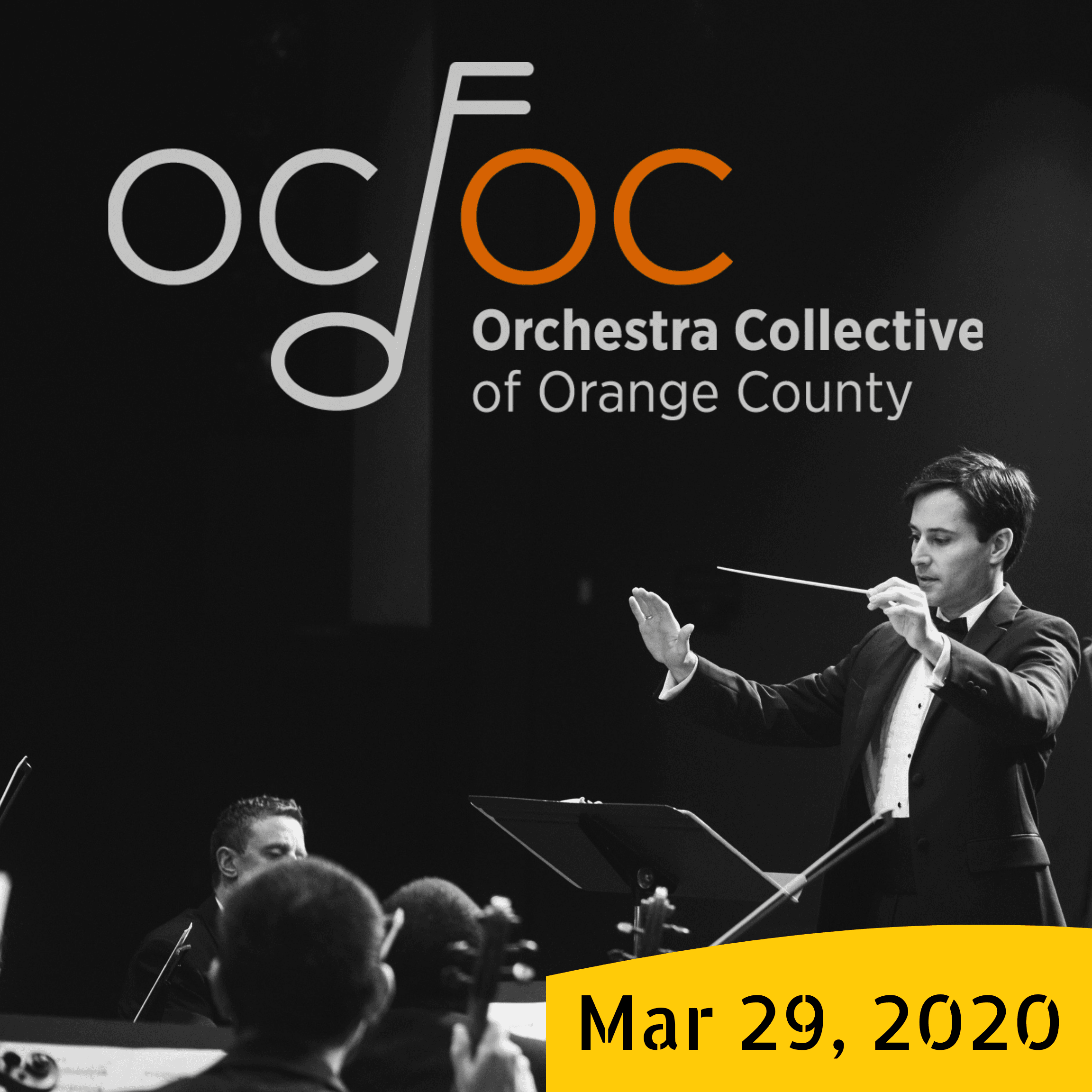 Orchestra Collective of Orange County May 16, 2020