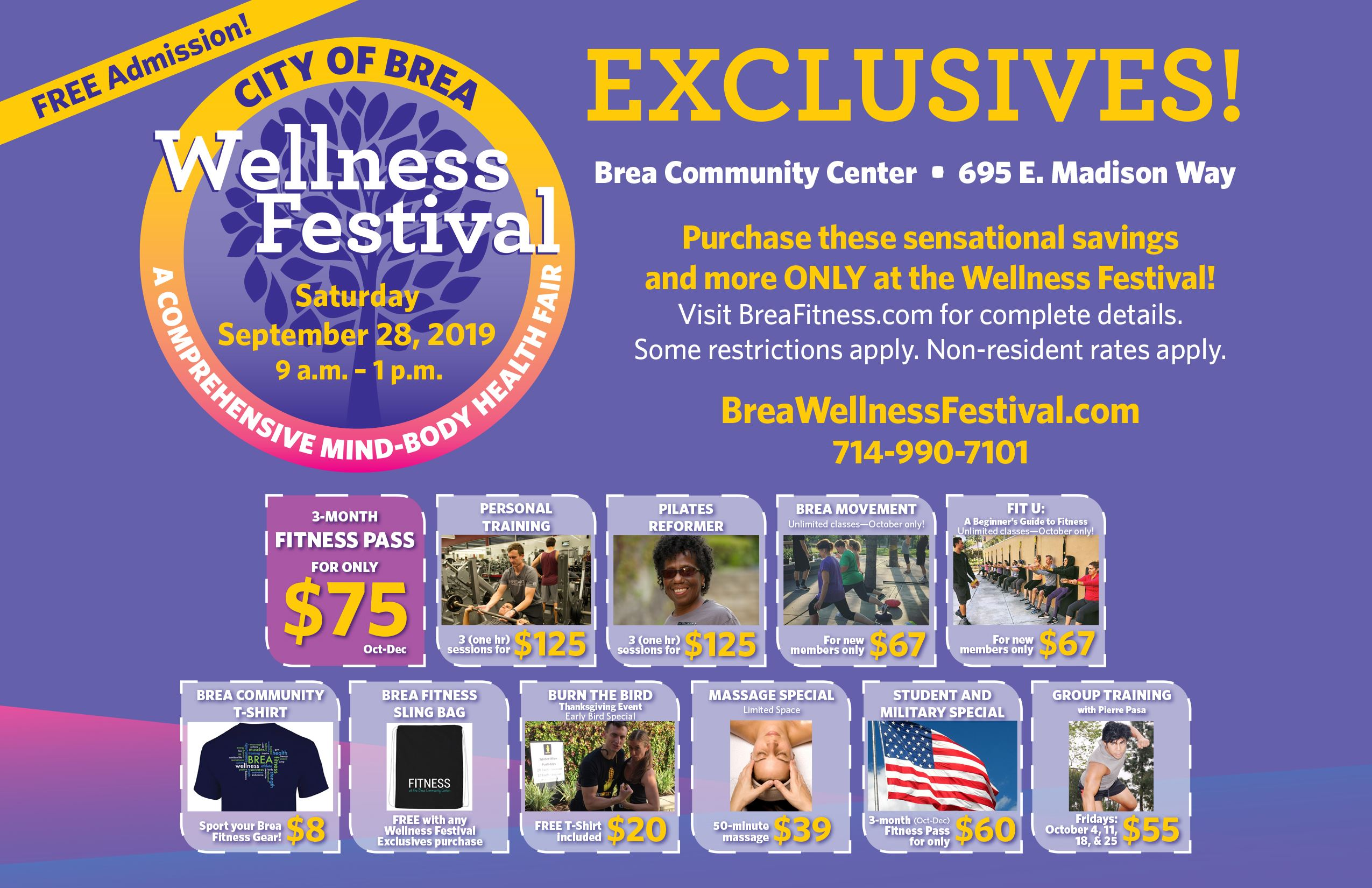 1942 City of Brea Wellness VISIX EXCLUSIVES 19