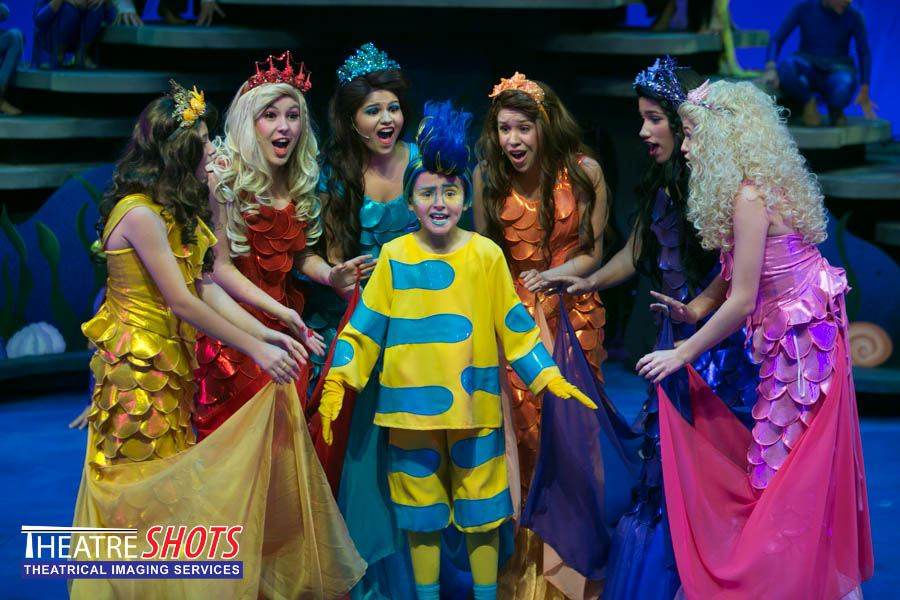 BYT: Little Mermaid