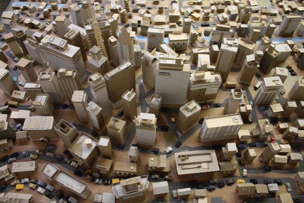 Kiel Johnson_Section of a City_48x48