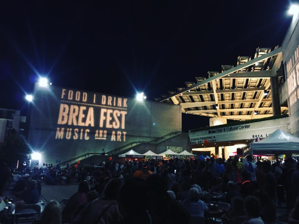Annual Events Brea Ca Official Website
