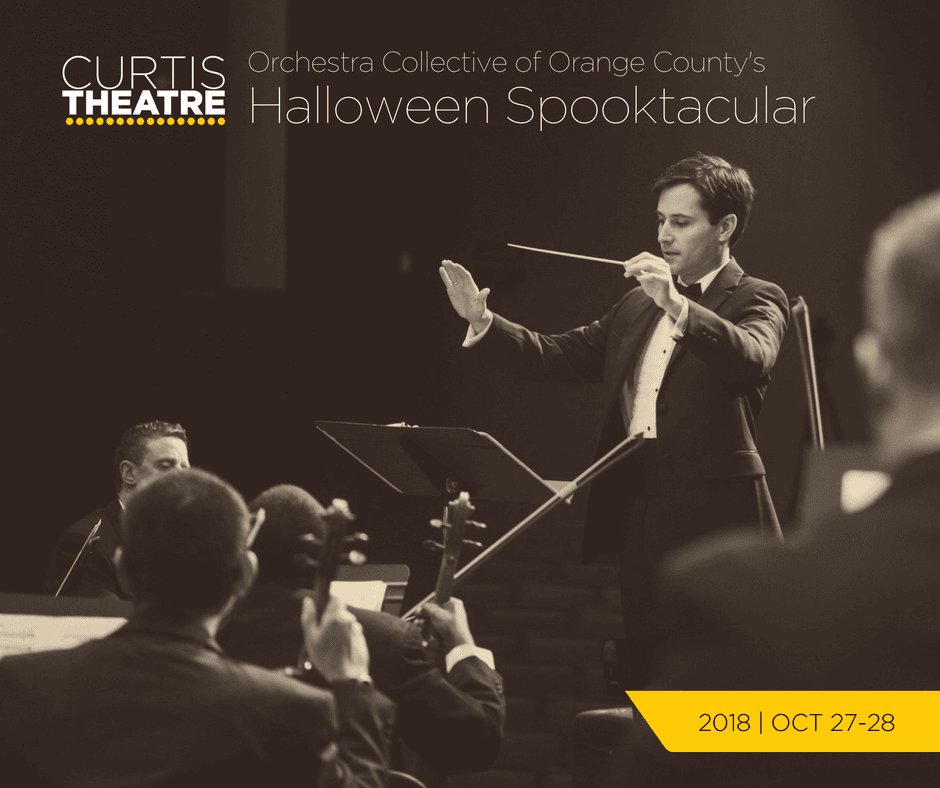 Orchestra Collective of Orange County's Halloween Spooktacular | Oct 27-28, 2018