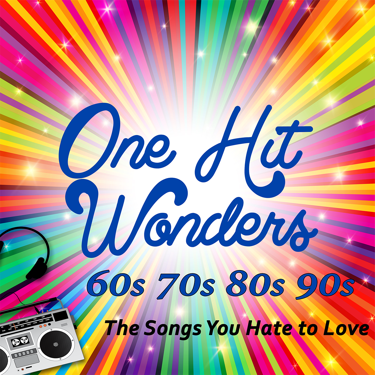 ONE HIT WONDERS logo small