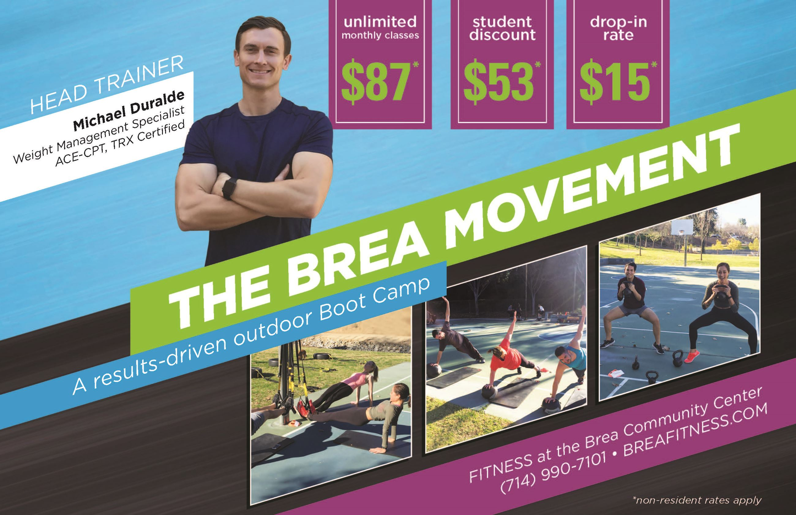 Brea Movement Visix 2018