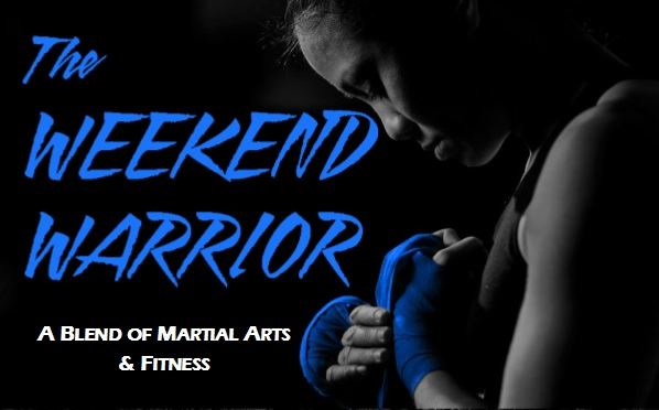 Weekend Warrior image for website blue