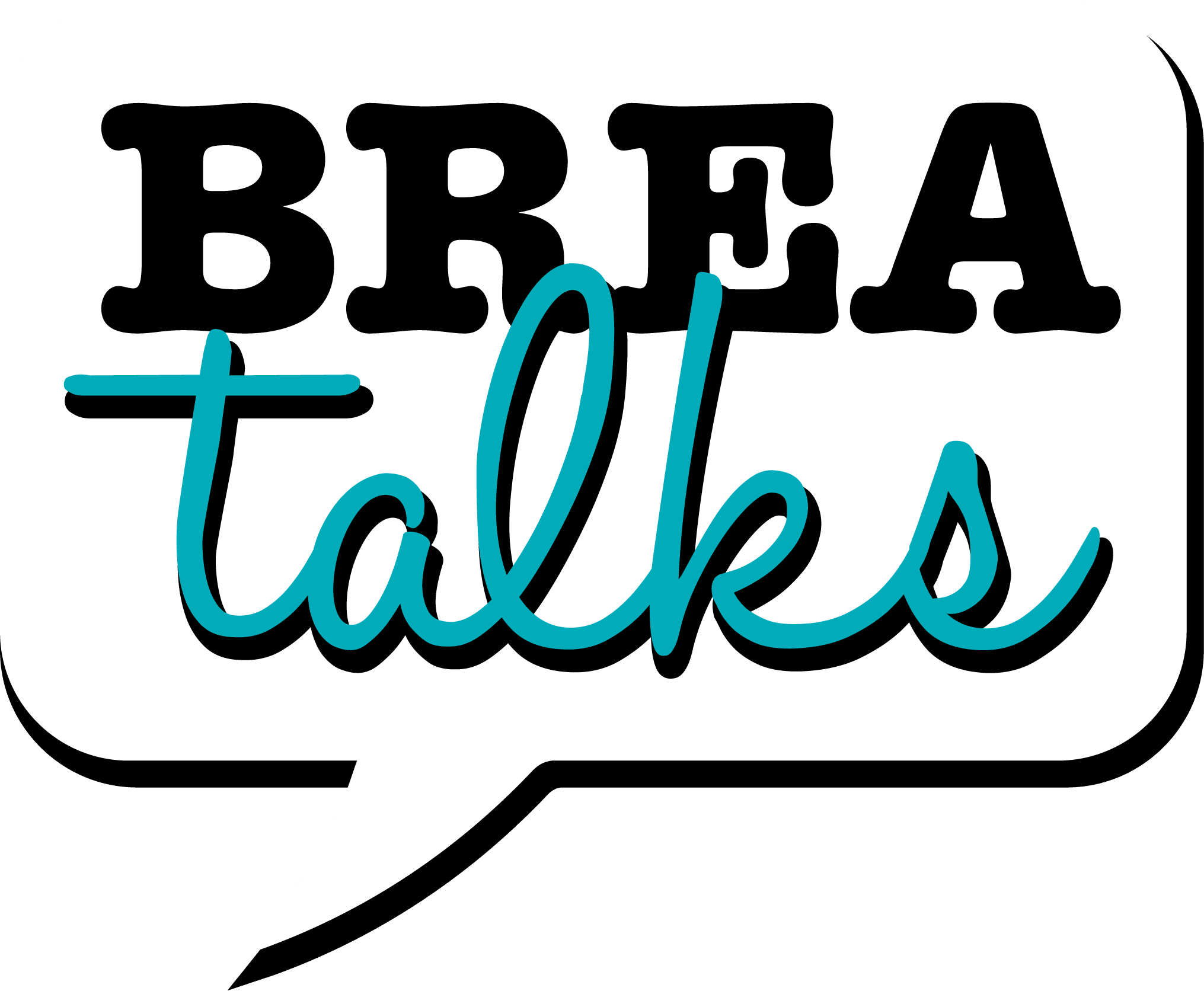 BREA talks logo