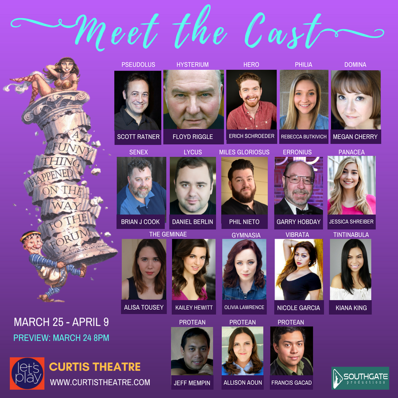 Cast Announced!