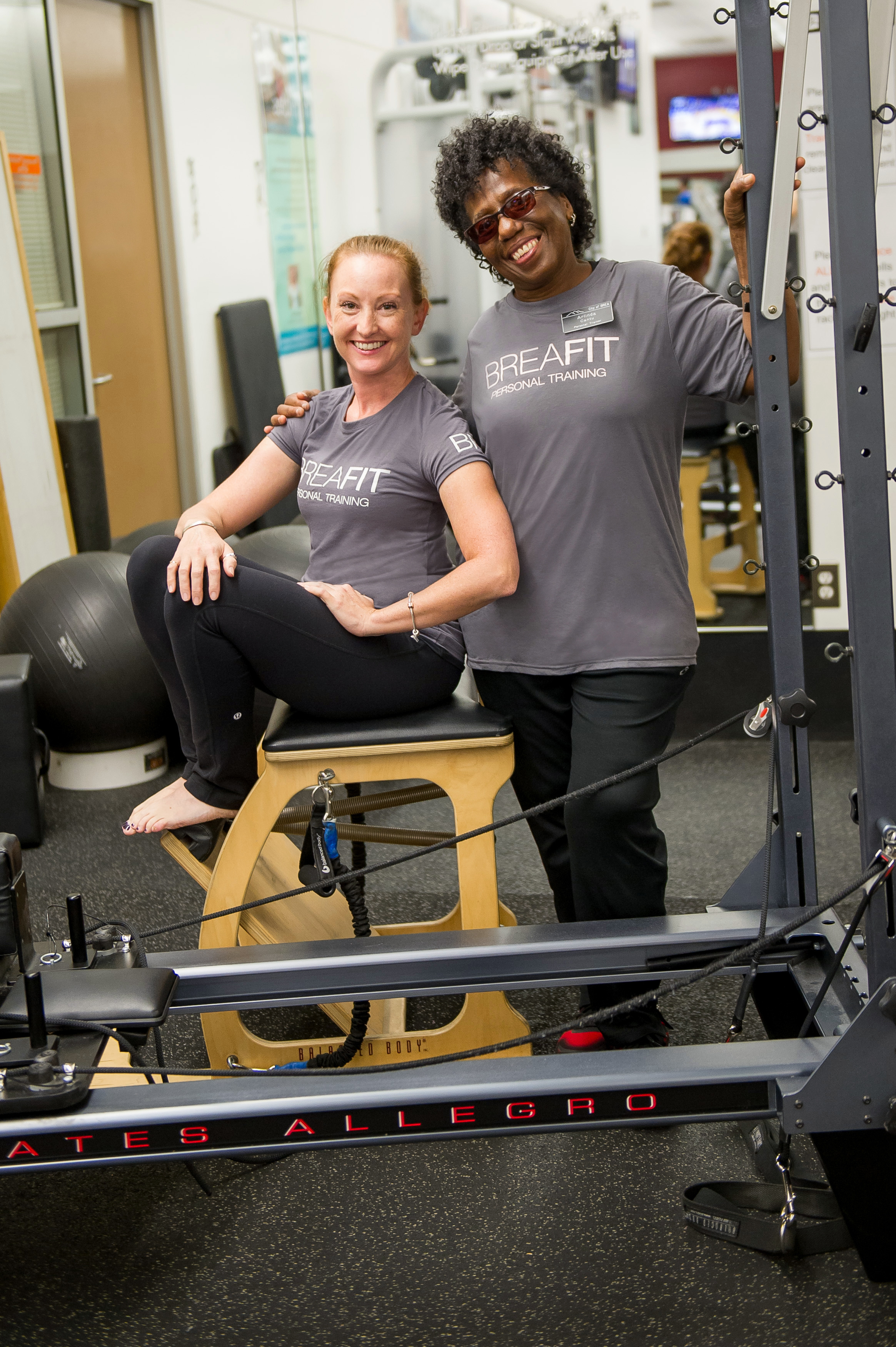 Pilates Reformer Trainers