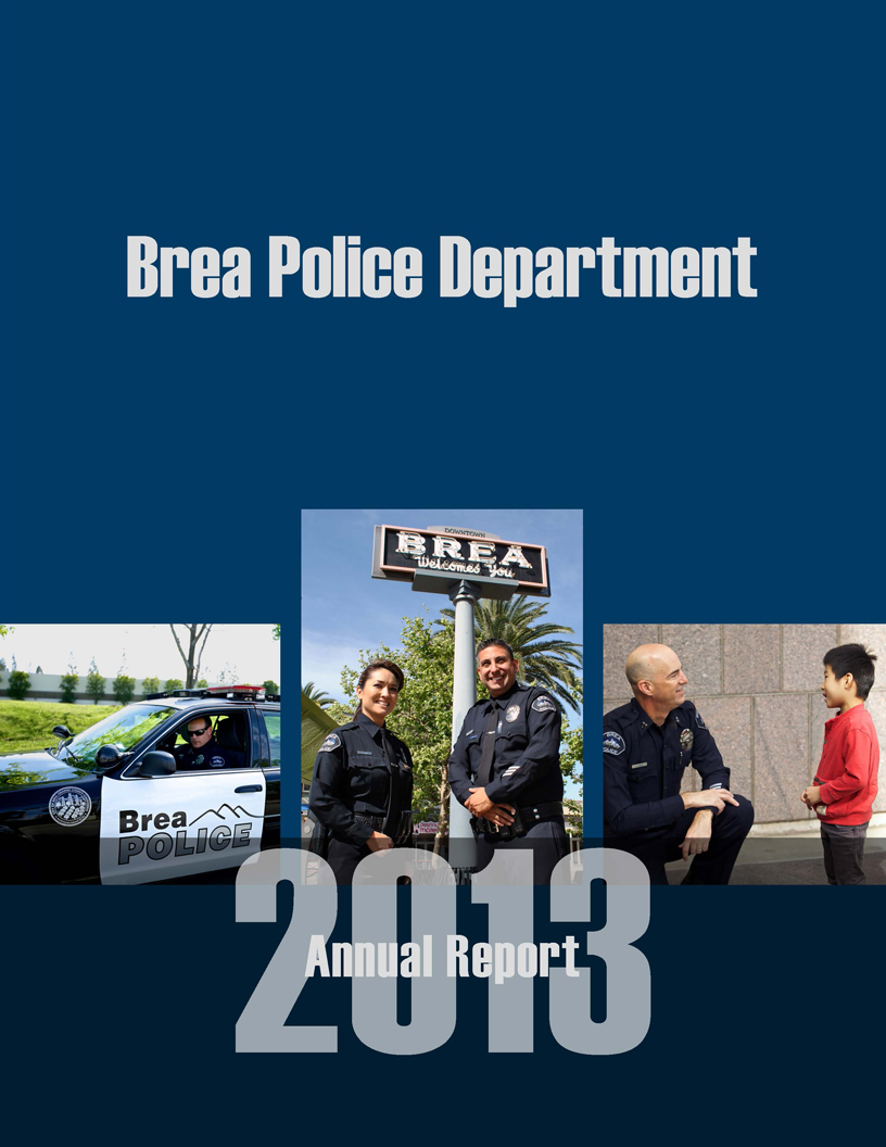 Police Department Annual Report