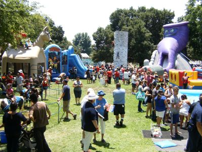 Country Fair activity zone