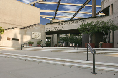 Brea Civic and Cultural Center